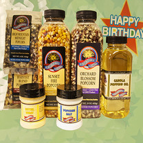 Birthday Greetings Gift Box