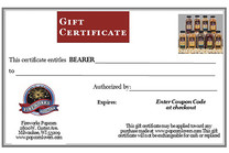 Fireworks Popcorn Gift Certificate