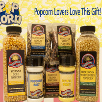 Popcorn Lovers Gift Box