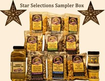 Star Selections Popcorn Sampler Box