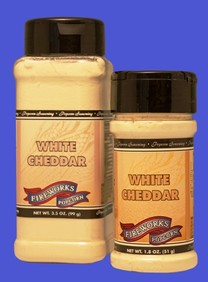 01 White Cheddar Popcorn Seasoning